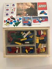 Vintage LEGO Universal Building Set #111 Building Blocks 1976