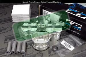 CP Forged Pistons for Hyundai Tiburon 03-08 Beta II 2.0L 82.5mm 9.0:1 SC7483