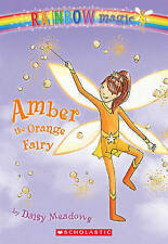 NEW Amber: The Orange Fairy (Rainbow Magic: The Rainbow Fairies, No. 2)
