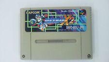 ROCKMAN X2   Nintendo Super Famicom Japanese SFC SNES Japan USED