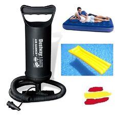 Inflador Bomba de mano Hinchador Playa para Colchón inflable boya Piscina 30 cm