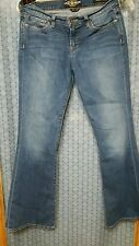 LUCKY BRAND Ladies JEANS Sweet N Flare Womens Jeans Size 8/29 Med. Blue Stretch