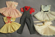 """Vintage Ideal Clothes for 12"""" Vinyl Shirley Temple Doll - Some Tagged"""
