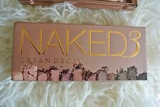New Urban decay Naked 3 Palette brush + bonus, Eye Shadow 100% authentic in box