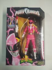 Mighty Morphin Power Rangers Build Megazord Legacy Pink Ranger Action Figure NEW
