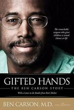 Gifted Hands: The Ben Carson Story (Paperback or Softback)