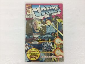 Cable Blood & Metal #1 Limited Series Marvel Comics