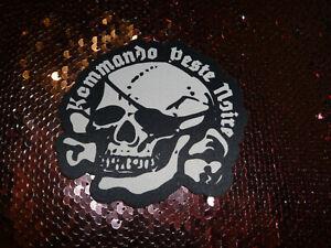 Peste Noire Patch Shape Laser Cut Black Metal Taake Baise Ma Hache