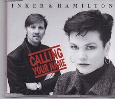 Inker&Hamilton-Calling Your Name cd maxi single