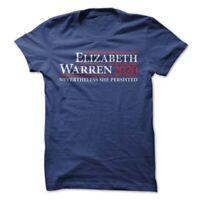 Elizabeth Warren T-Shirt America Election 2020 Presidential Candidate Debate Tee