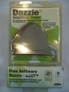 Dazzle SmartMedia Reader - New in Sealed Package