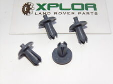 GENUINE LAND ROVER DEFENDER DOOR CASING LOKUT CLIPS (PACK OF 4) GREY MWC9918LCS