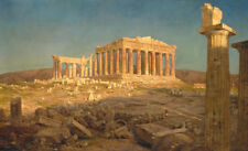 The Parthenon by Frederic Edwin Church 60cm x 36.6cm Art Paper Print