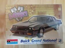 Monogram Muscle Buick Grand National 1/24 Scale Model Kit