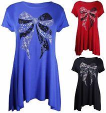 Waist Length Sequin Scoop Neck Tops & Shirts for Women