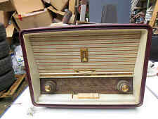 Antikes Röhren Radio Marke Philips B4F95 A/01