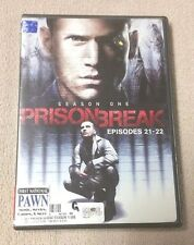 PRISON BREAK Season One 1 Replacement Disc 6 Episodes 21-22 w/ Special Features