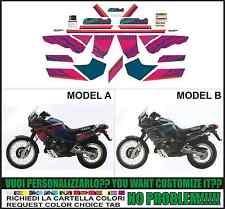 kit adesivi stickers compatibili  XT 750 Z SUPER TENERE 1994