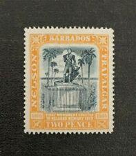 Barbados Stamp #111 MH
