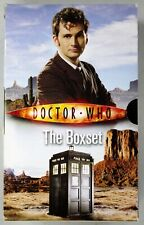 New ListingDr. Who: The Boxset - 4 Pb Books - Pirate Loop, Peacemaker, Wishing Well, Judoon