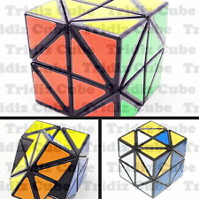 Z Helicopter Black cube Speed twisty puzzle smooth New Toy - US SELLER -