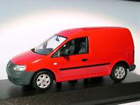 VW / Volkswagen CADDY tôlé au 1/43 de Minichamps