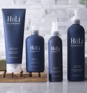 HeLi By Pure Romance COOCHIE Conditioning Shave Cream 8 fl oz~ New  ZZ