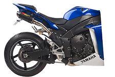 2009-2014 Yamaha R1 MGP Carbon Fiber Exhaust Slip On Hotbodies Racing 2012 2013