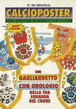 X2800 Calcio Poster - Pubblicità 1992 - Advertising
