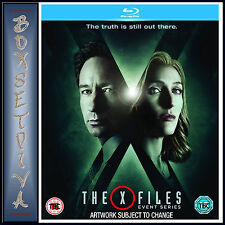 THE X-FILES - THE EVENT SERIES  *BRAND NEW BLURAY**