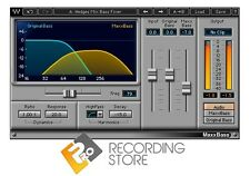 Waves MaxxBass Bass Enhancer Plugin Maxx - AAX TDM RTAS VST AU SoundGrid