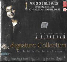 A.R. Rahman Signature Collection. 3-CD Set. Roja to Jai Ho & Slumdog Millionaire
