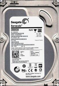Seagate ST2000DM001 P/N: 9YN164-033 F/W: CC4A TK Z24 2TB