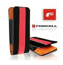 HOUSSE ETUI COQUE ★ FORCELL VIPER ★ IPHONE 4 4S ★ HAUT DE GAMME ROSE