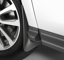 New Genuine Nissan Pathfinder R52 Front Mudflap Splash Guard Set June 2013 On