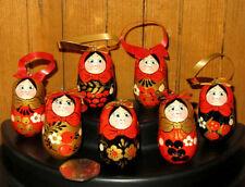 Décorations de sapin de Noël-Fait main -