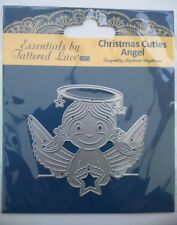 NUOVO Tattered Lace Natale CUTIES Angel Babbo Natale Pupazzo Di Neve Die Taglio ETL147