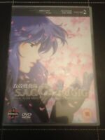 GHOST IN THE SHELL - SAC 2nd GIG Vol 2 - BRAND NEW