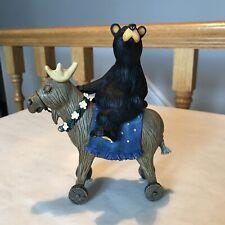 Jeff Fleming Bearfoots Bears 'Bear On Moose'