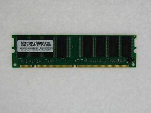 1GB SDRAM MEMORY RAM PC133 NON-ECC NON-REG DIMM 168-PIN