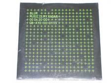 CD SINGLE / BLUR / MUSIC IS MY RADAR / NEUF CELLO++++++