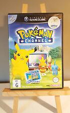 Pokemon Channel - Nintendo GameCube - PAL - FREE SHIPPING