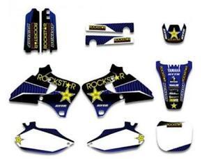 YAMAHA YZF 250 400 426 1998 1999 2000 2001 2002 Graphics DECALS Sticker Kit MX