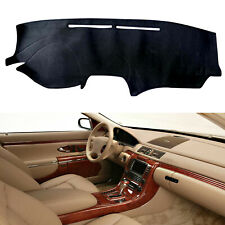 Dash Cover Dash Mat Board Pad Carpet for Acura TL 2004 2005 2006 2007 2008 Black