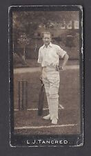 SMITH - CRICKETERS (1-50) - #11 L J TANCRED