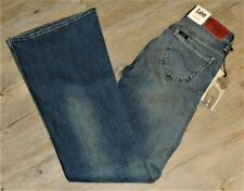 LEE Annetta Flare Blue Jeans. L3235VRW  New  - W28 L33