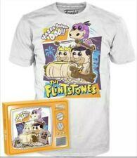 Funko Pop! TV Tees The Flintstones Designer Con Exclusive Boxed Tee Size Medium