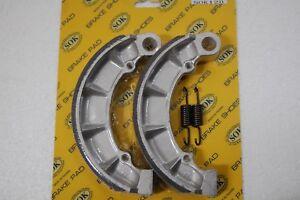 REAR BRAKE SHOES+Springs fit HONDA VF 750 Magna 1985-1988 VF700, 1993-2003 VF750