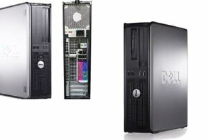 ORDINATEUR  DELL OPTIFLEX 745  PENTIUM D  3GHZ /3GB/ WINDOWS XP OU 7 PRO
