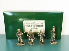 KING & COUNTRY WW2 German Fallschirmjager #FJ02 Toy Soldiers